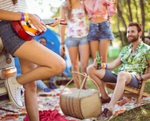 5 motivi per cui i nostri ospiti amano fare campeggio