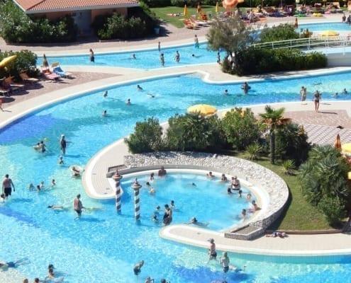 Hotel Caorle con piscina bimbi gratis