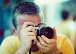 Fotografie in campeggio, i trucchi degli esperti
