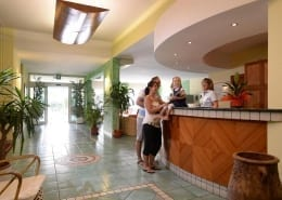 reception hotel caorle
