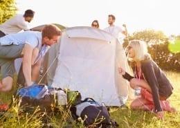 campeggiatori
