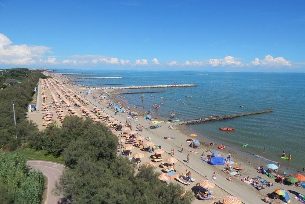 hotel caorle 3 stelle fronte mare
