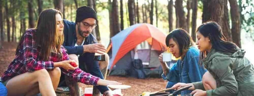 Cucinare in campeggio 5 idee per pranzo centro vacanze for Cucinare 2018