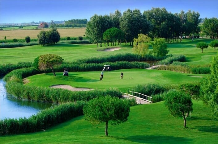 golf caorle