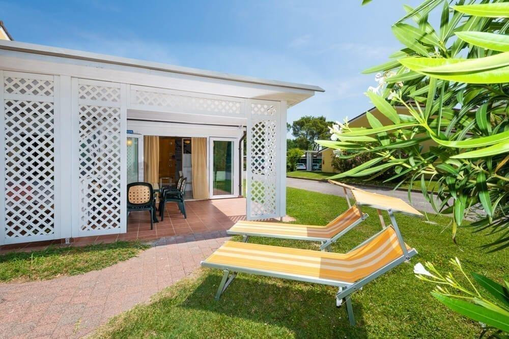esterno bungalow