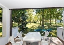 tavolo esterno bungalow