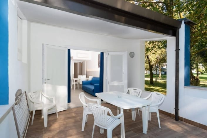 bungalow esterno