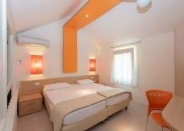 camera matrimoniale bungalow