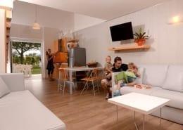 soggiorno bungalow