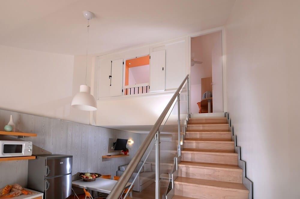 piano di sopra bungalow