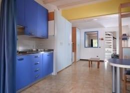 cucina aparthotel