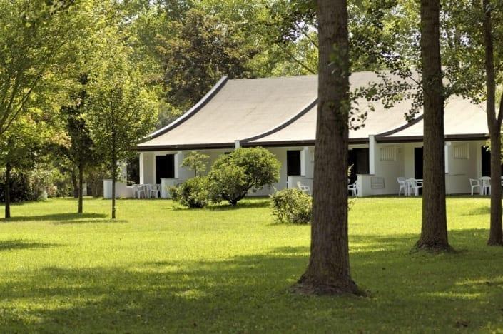 giardino bungalow