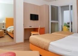 stanza matrimoniale hotel