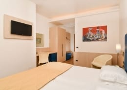 stanza matrimoniale camera comfort