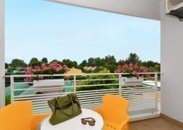 terrazza camera comfort