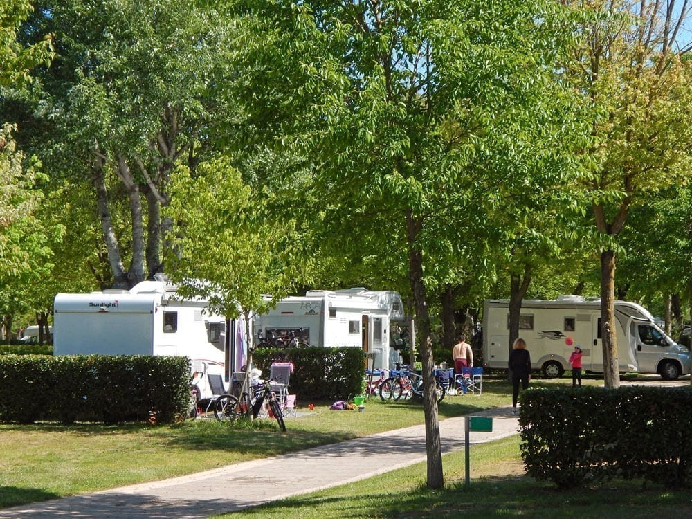 campeggio estivo