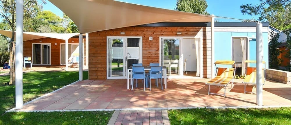 mobile homes in holiday village caorle