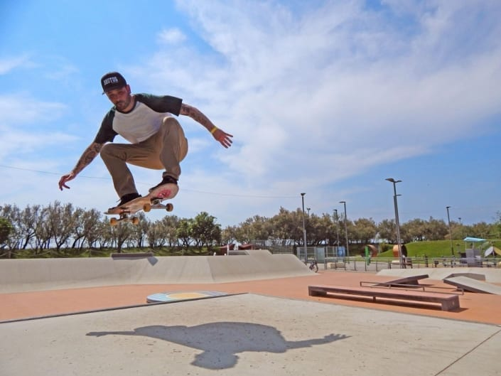 skateboard area giovani