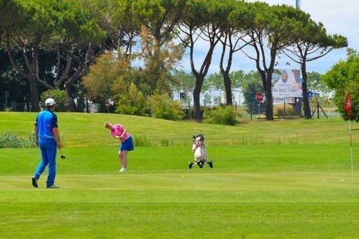 partita di golf