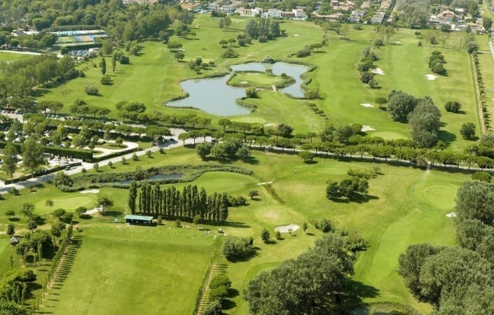 golf camp caorle venice