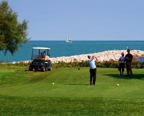 golf caorle