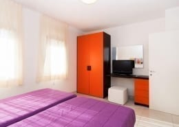 camera da letto suite