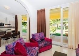 soggiorno suite