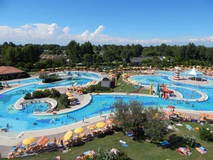 water park caorle italy