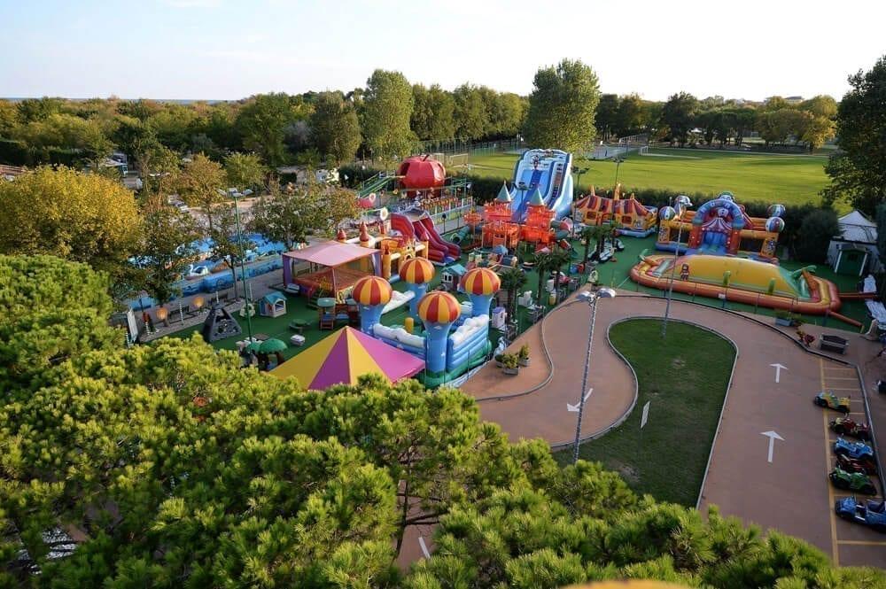 attractiepark caorle pra delle torri