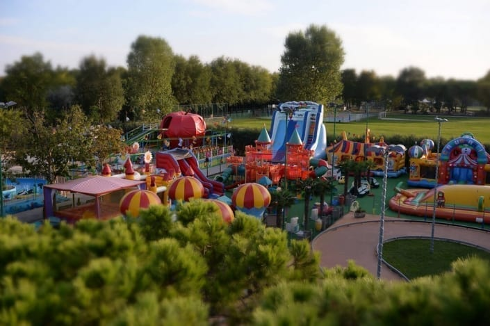 parc d'attractions caorle