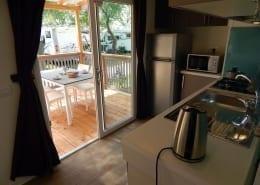 cucina casa mobile