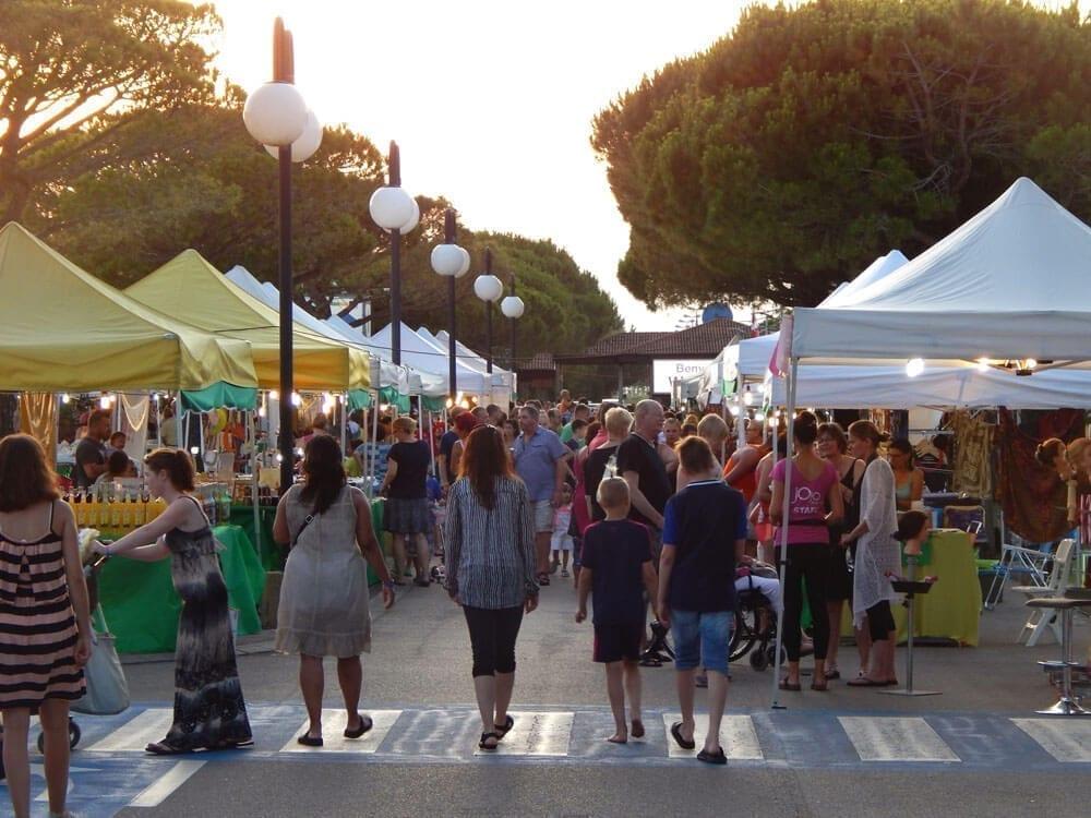 mercatino centro vacanze
