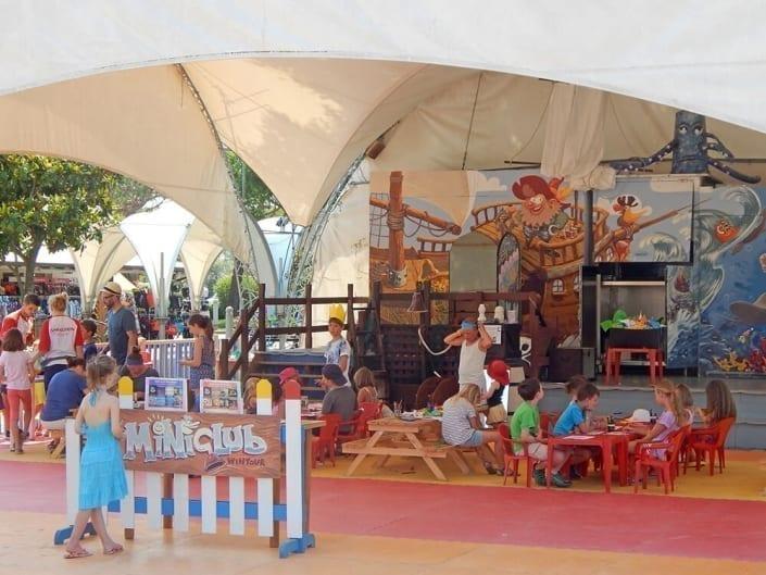 miniclub centre de vacances
