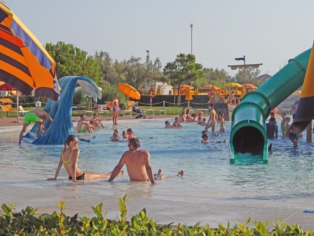 kinderzwembad waterpark