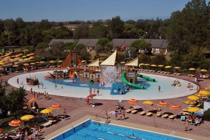 area gioco parco acquatico
