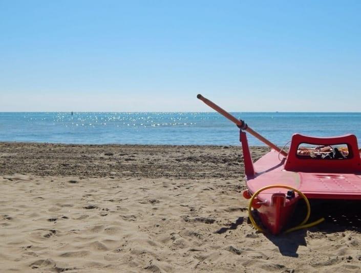 plage de caorle