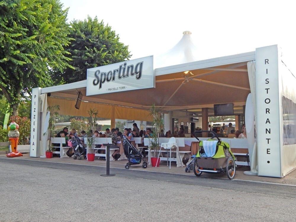 ristorante sporting
