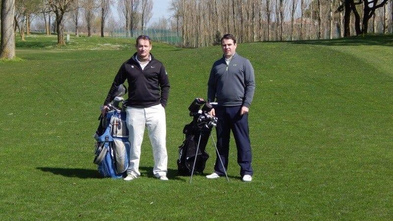 istruttori golf