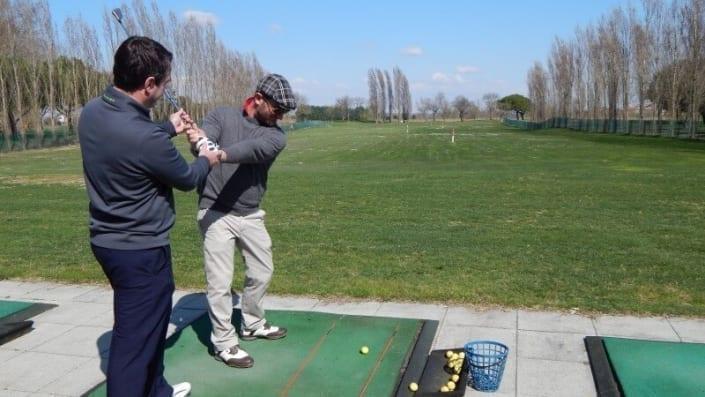 scuola di golf