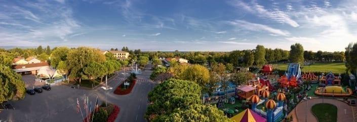 panoramica centro vacanze