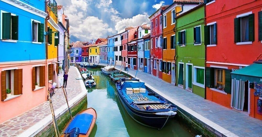 Cosa Vedere A Murano.Isole Della Laguna Veneta Isole Di Venezia