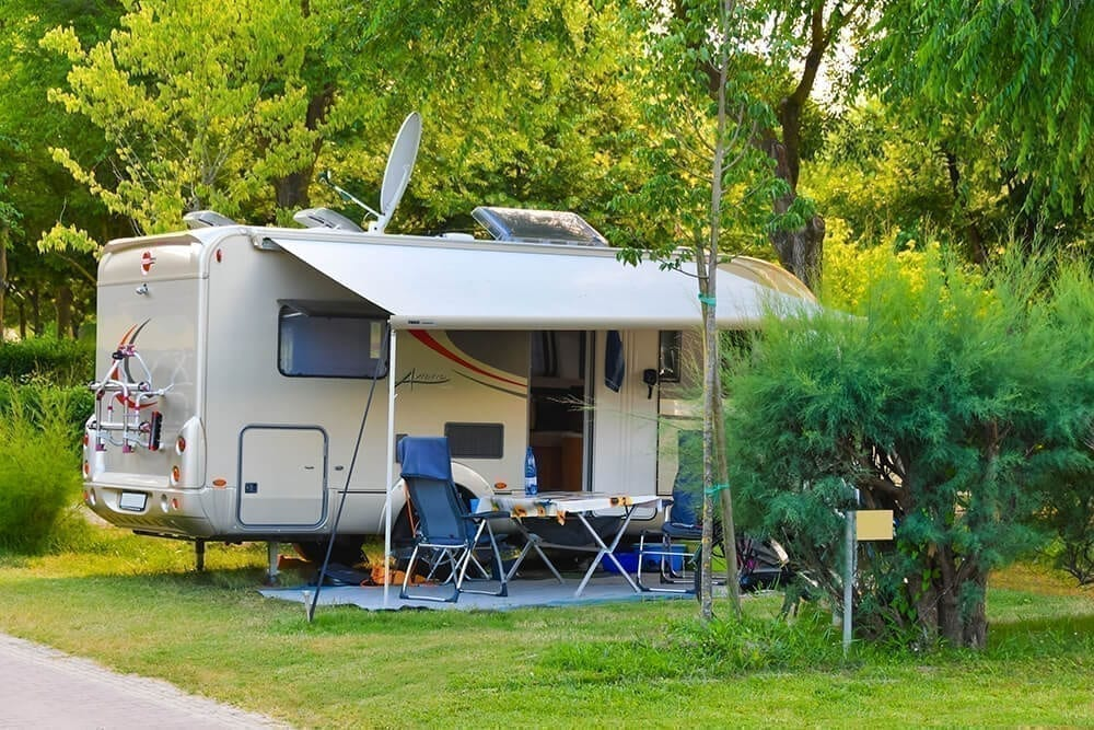 camping caorle, venise
